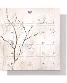 Adventní kalendář s bio kosmetikou Dr.Hauschka