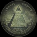 pyramida se svítícím vrcholem