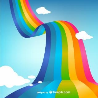 barevné spektrumduhy - colorterapie